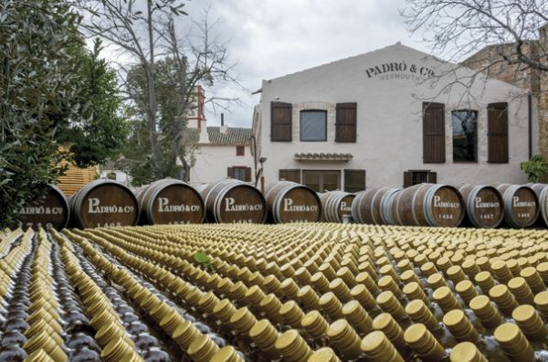 VISIT TO VERMOUTH PADRO HOUSE