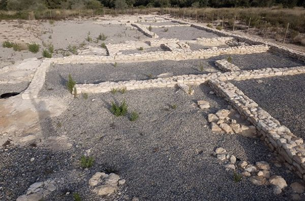 RABASSATS: an iberian farm from the 3rd century BC